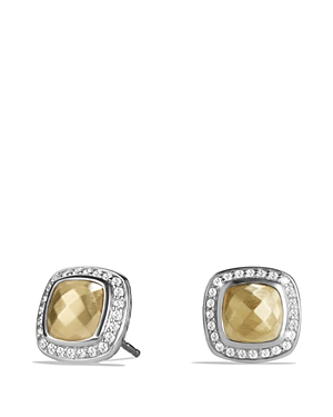 Click here for David Yurman Albion Earring with 18K Gold Dome and... prices