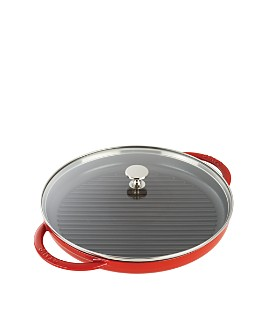 """Staub - 12"""" Round Steam Grill"""