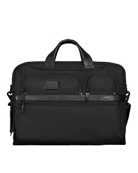 Tumi - Alpha 2 Compact Large Screen Computer Brief