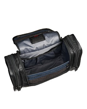 Tumi - Alpha 2 Leather Hanging Travel Kit