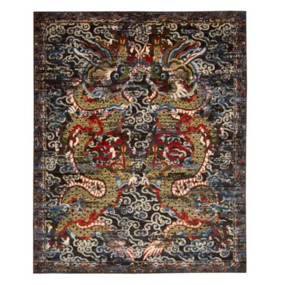 "Dynasty Collection Area Rug, 5'6"" x 8'"