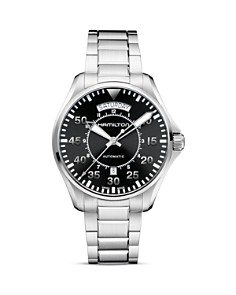 Hamilton Khaki Pilot Day Date Automatic Watch, 42mm - Bloomingdale's_0