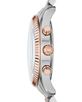 Michael Kors - Two-Tone Lexington Watch, 45mm