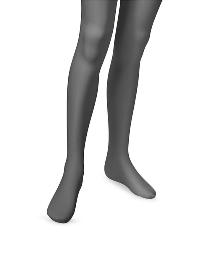 HUE - Girls' Opaque Tights - Little Kid, Big Kid