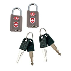 Victorinox Swiss Army - Travel Sentry Approved Key Lock Set