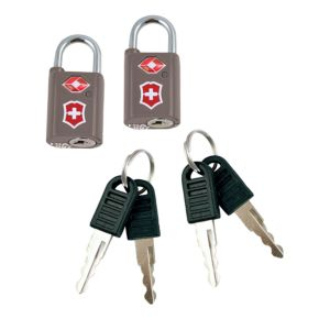 Victorinox Travel Sentry Approved Key Lock Set