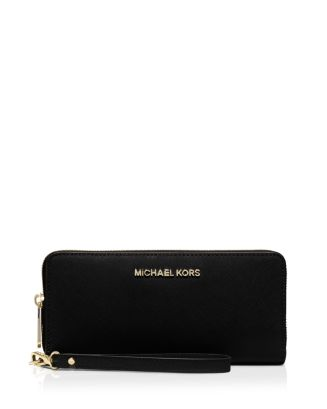 f2fa42efe710 MICHAEL Michael Kors Jet Set Travel Continental Wallet | Bloomingdale's