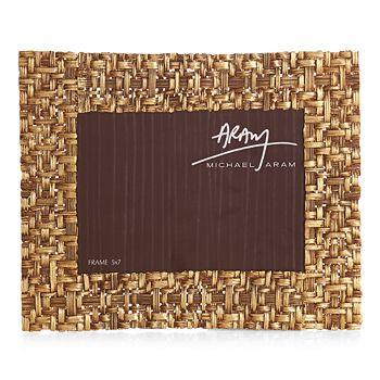 "Michael Aram - Palm Frame,  5"" x 7"""