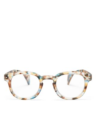 IZIPIZI COLLECTION C SQUARE READERS, 45MM