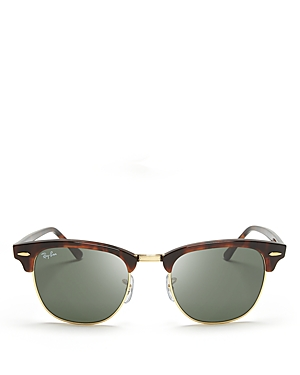 Ray-Ban Classic Clubmaster Sunglasses, 49mm