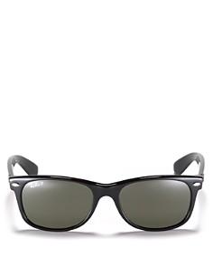 Ray-Ban - Unisex New Wayfarer Polarized Sunglasses