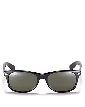Ray-Ban - Unisex Wayfarer Polarized Sunglasses