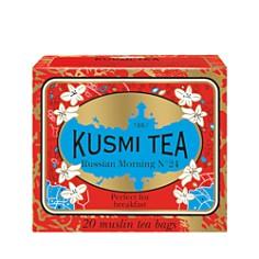 Kusmi Tea Russian Morning N°24 Tea Bags - Bloomingdale's_0