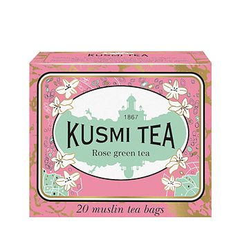 Kusmi Tea - Rose Green Tea