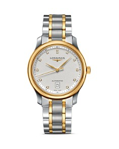 Longines Master Collection Watch, 38.5mm - Bloomingdale's_0