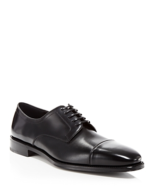 Salvatore Ferragamo Mabel Cap Toe Derbys