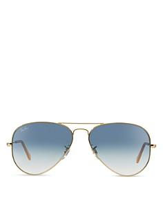Ray-Ban - Unisex Original Aviator Sunglasses
