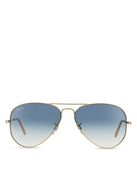 Ray-Ban - Unisex Classic Aviator Sunglasses, 62mm