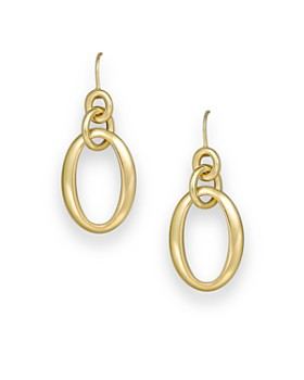 3a81ec755f2d6 Ippolita Yellow Gold Earrings - Bloomingdale's