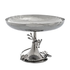 Michael Aram White Orchid Footed Centerpiece Bowl - Bloomingdale's Registry_0