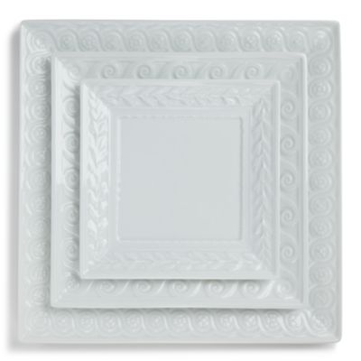 Louvre Square Bread & Butter Plate - 100% Exclusive