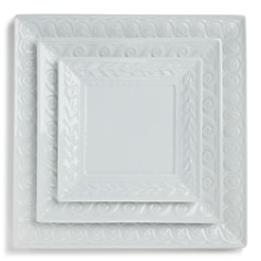 Bernardaud - Louvre Square Dinnerware Collection