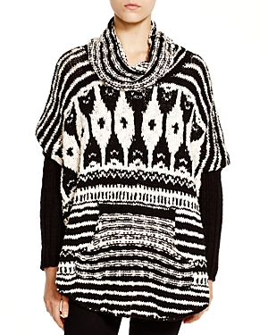 Free People Rosie Lee Poncho