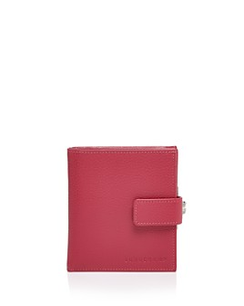 Longchamp - Le Foulonne Leather French Wallet