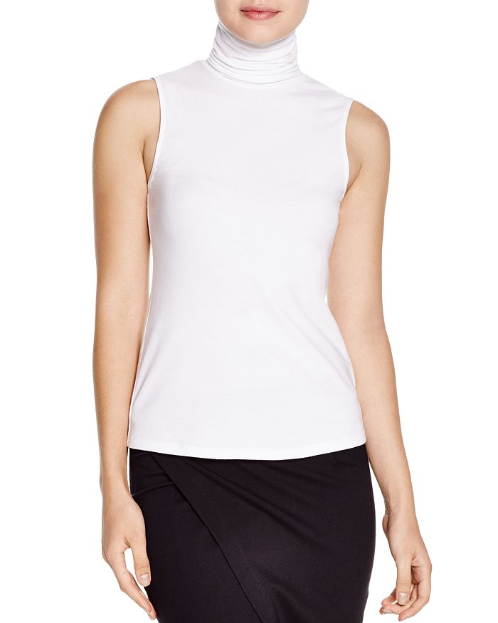 55602a4a06 Wendel Sleeveless Turtleneck Top