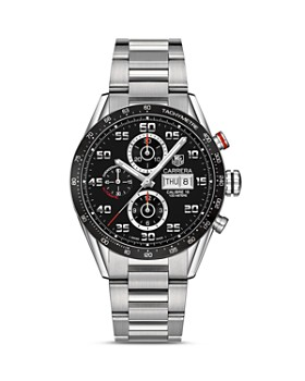 TAG Heuer - TAG Heuer Carrera Automatic Tachymeter Watch, 43mm