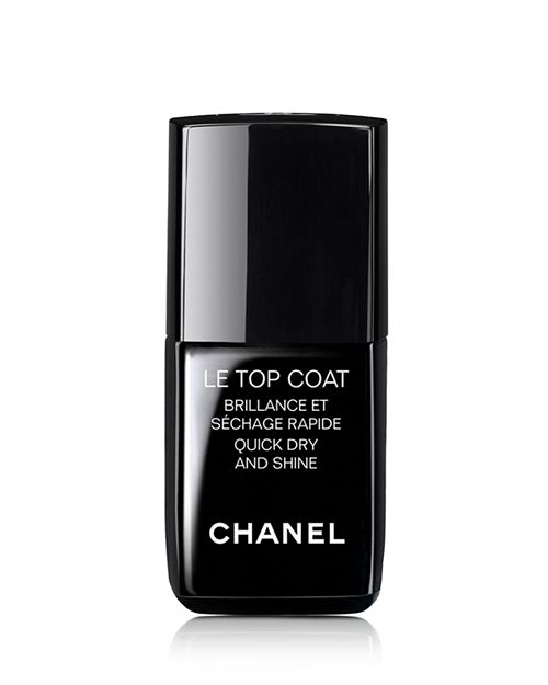 CHANEL - LE TOP COAT Quick Dry and Shine