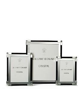 William Yeoward Crystal - Crystal Classic Shagreen Frames