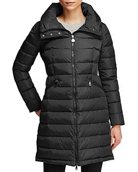 Moncler - Women's Flammette Down Coat with Stowable Hood