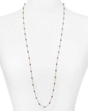 OFFICINA BERNARDI BEADED NECKLACE, 36