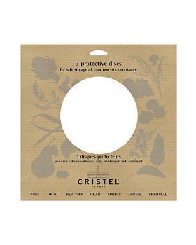 Cristel - Nonstick Cookware Protection Pad, Set of 3