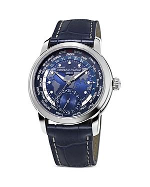 Frederique Constant Worldtimer Manufacture Watch