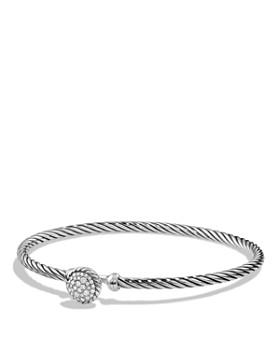 David Yurman - Châtelaine Bracelet with Diamonds