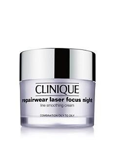 Clinique Repairwear Laser Focus Night Line Smoothing Cream - Bloomingdale's_0