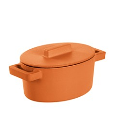 Sambonet Terra Cotto Oval Casserole with Lid - Bloomingdale's Registry_0