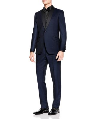 Slim Fit Formal Shawl Jacket