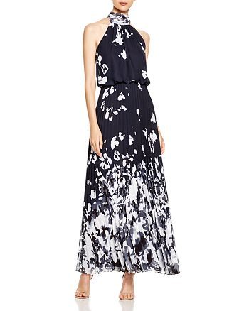 AQUA - Sleeveless Blouson Gown - 100% Exclusive