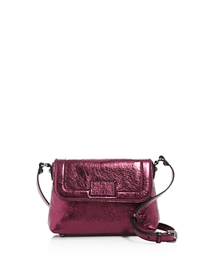 Marc By Marc Jacobs Abbott & Blaze Abbott Metallic Crossbody
