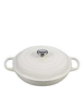 Le Creuset - 3.75-Quart Signature Braiser