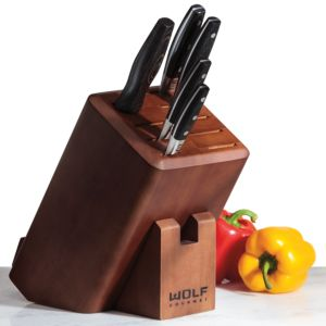 Wolf Gourmet 6-Piece Forged Cutlery Set