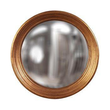 Howard Elliott - Silas Large Gold Mirror