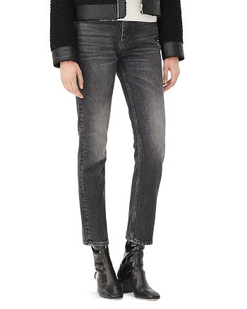 Fit Jeans In BlackBloomingdale's Pola Slim Sandro tsCxdhrQ