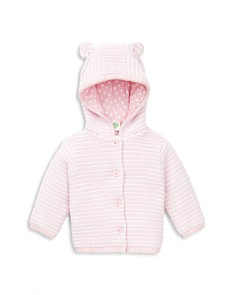Little Me Girls' Striped Hooded Cardigan - Baby - Bloomingdale's_0
