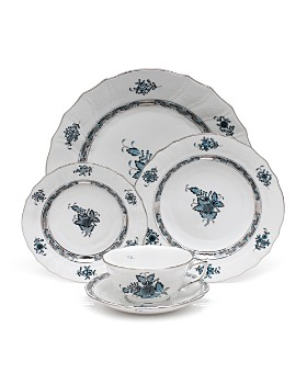 Herend - Chinese Bouquet Dinnerware Collection