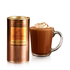 GODIVA® Chocolatier Milk Chocolate Hot Cocoa Canister - Bloomingdale's_0