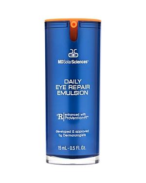 Md Solar Sciences Daily Eye Repair Emulsion 0.5 oz.